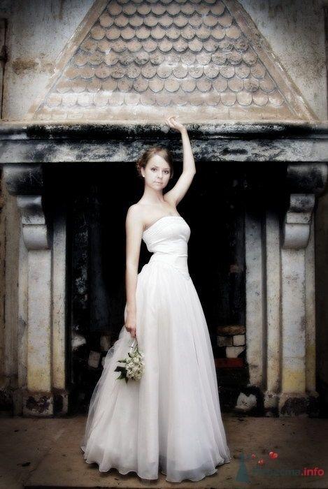 Фото 52860 в коллекции Свадебная фотосъемка в стиле ретро - Невеста01