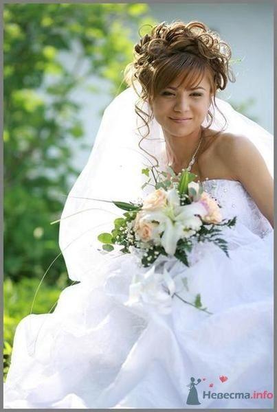 Фото 65720 в коллекции Мои невесты - Свадебный стилист-визажист Солдатова Наталья