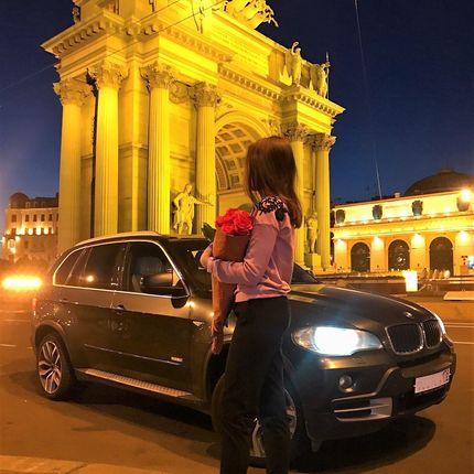 BMW X5 в аренду, 1 час
