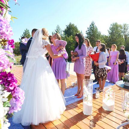 Фотосъёмка полного дня - пакет Большая свадьба