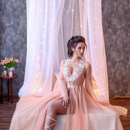 Будуарные платья - пошив