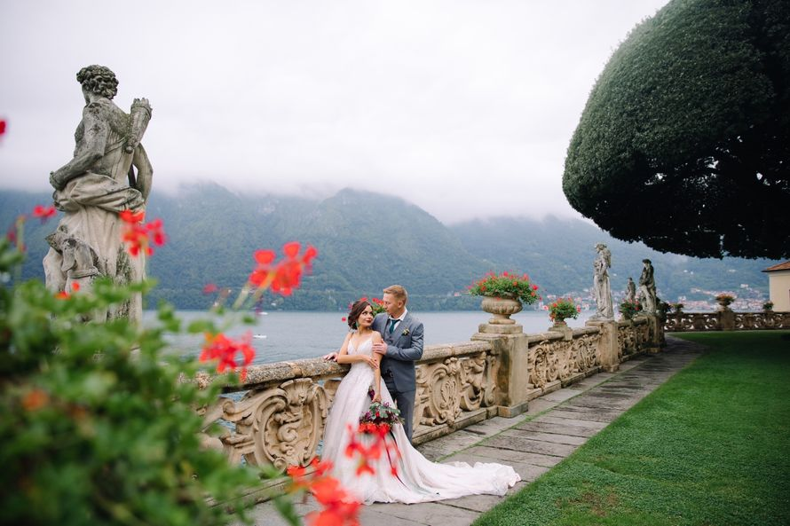 Видеосъёмка свадьбы за рубежом, 10 часов, 1 оператор