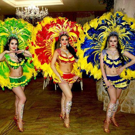 """Танец """"Бразильская самба"""""""