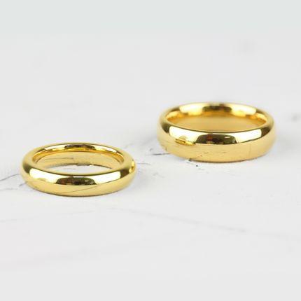 Обручальное кольцо из тистена (R-TS-002)