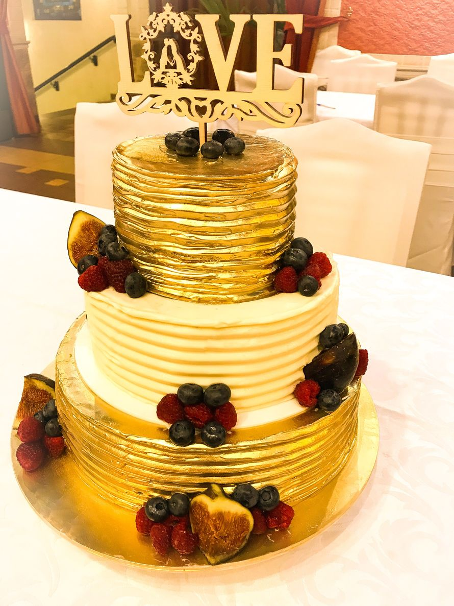 Свадебный торт, 1 кг