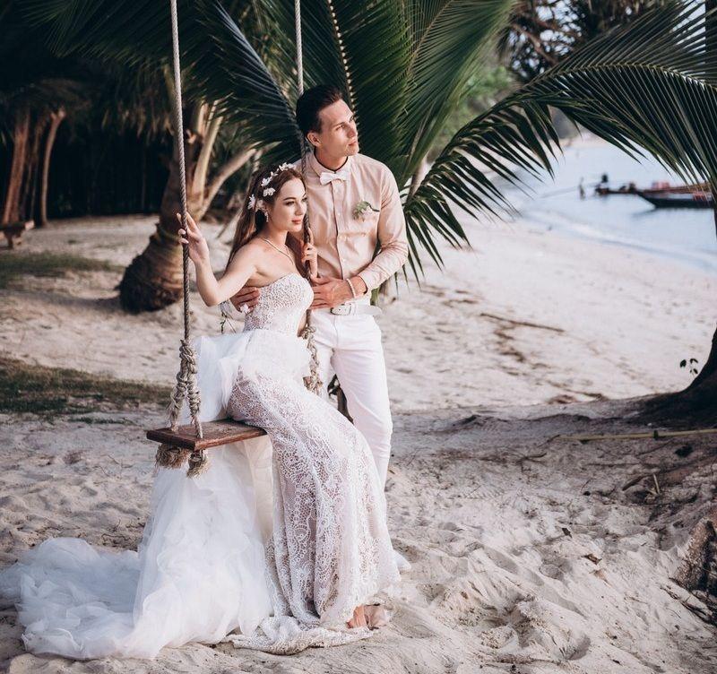 Фото 17636144 в коллекции Свадьба на Самуи от агенства WedTour.ru - Цены на свадьбы на 2018 и 2019 год - Свадебное агентство WedTour