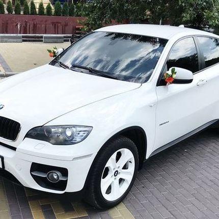 074 Внедорожник BMW X6 в аренду