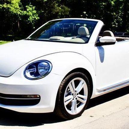 224 Кабриолет Volkswagen Beetle белый