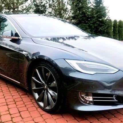 115 TESLA Model S аренда прокат