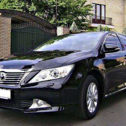 154 Toyota Camry V50 New в аренду