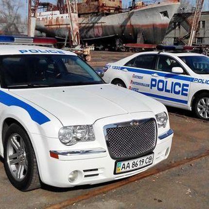"""163 Аренда """"Полиция New York"""""""