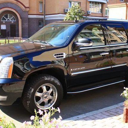 245 Внедорожник Cadillac Escalade в аренду