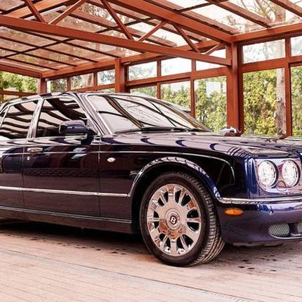 350 Vip-авто Bentley Arnage 2005 в аренду