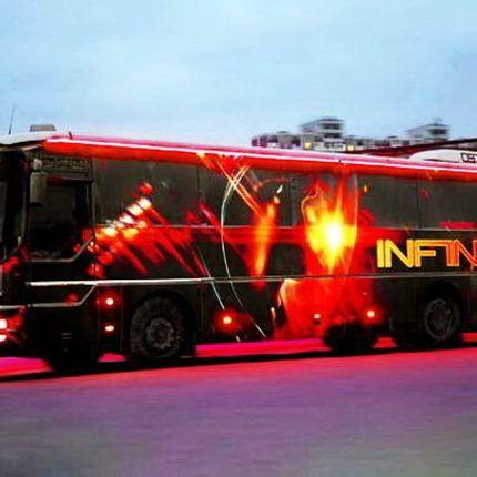392 Автобус Пати бас Party Game Bus Infinity прокат