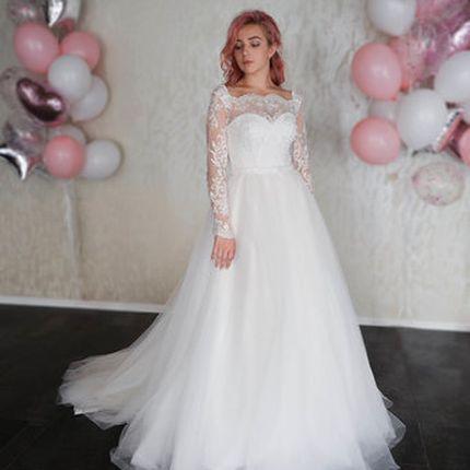 """Свадебное платье """"Мелания"""""""