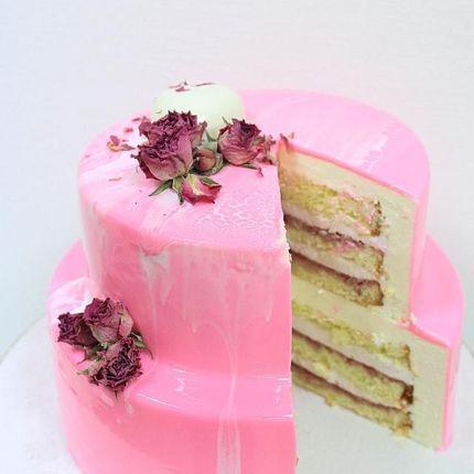 Муссовый торт, 1 кг