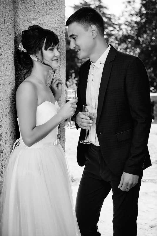 Фото 17918420 в коллекции Свадьба Кристина и Илья 21.09.2018 - Фотограф Denis Cherepko