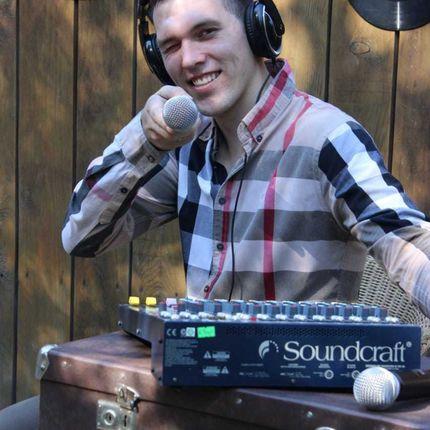Музыкальное сопровождение свадьбы - DJ вокалист