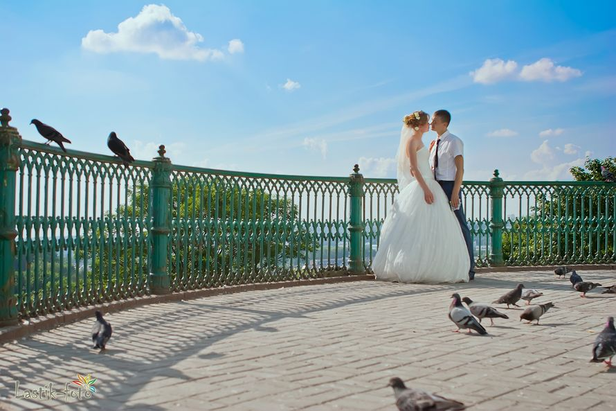 Фото 542988 в коллекции Свадебная фотография - lastik-foto - свадебный фотограф