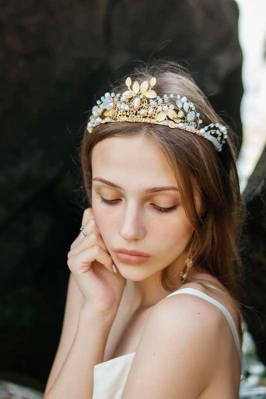 Фото 17732700 в коллекции Тиара, корона - Свадебные украшения Анны Морозовой