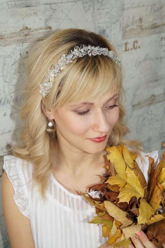 Фото 17753290 в коллекции Тиара, корона - Свадебные украшения Анны Морозовой