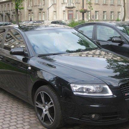 Аренда Audi A6, 1 час