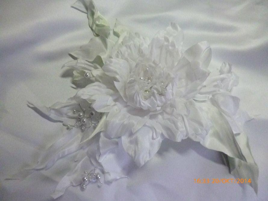 """Фото 6759116 в коллекции цветы из ткани - Студия дизайна""""Creative office Tosya arS"""""""