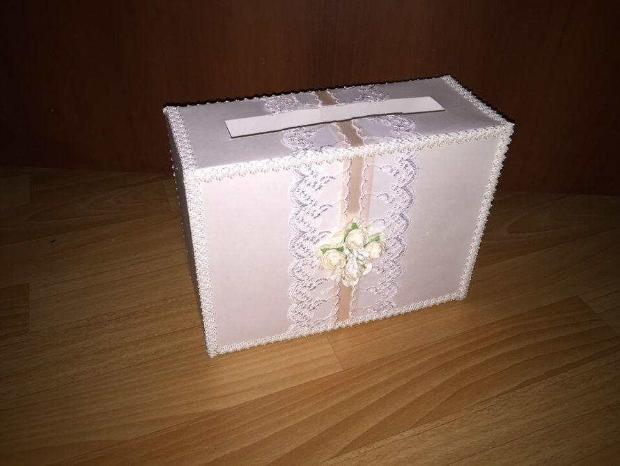 Свадебная казна для денег - фото 17764612 Свадебные наборы аксессуаров Крыкиной Юлии