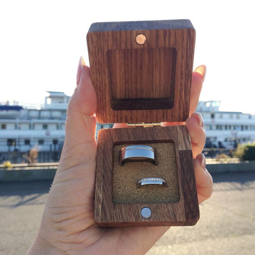 Фото 17765004 в коллекции Обручальные кольца на заказ - Ювелирная студия Dasaev