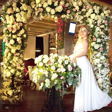 Свадебная арка в прокат, сутки