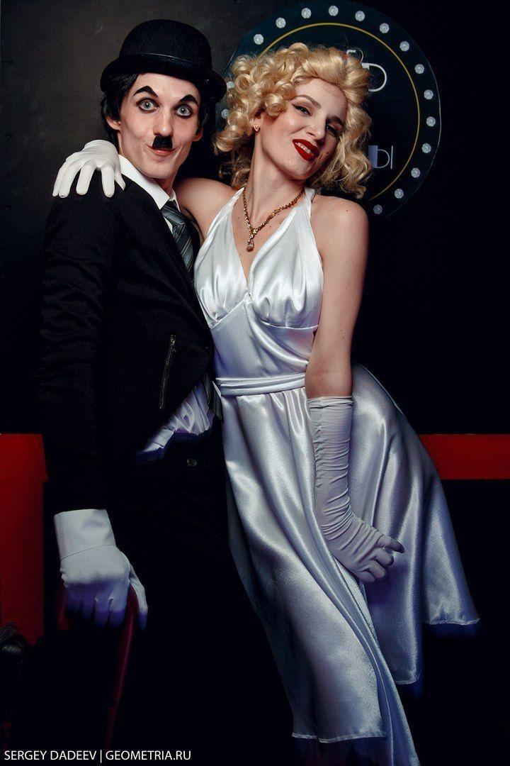 мерлен монро и чаплин тюмень - фото 17778082 Мягкий театр Пижама