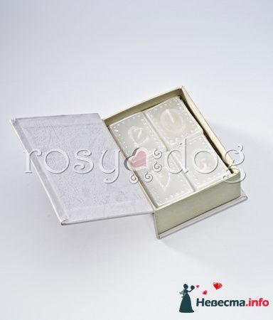 Свадебная свеча LOVE  - фото 87602 RosyDog – свадебные аксессуары из Америки и Европы