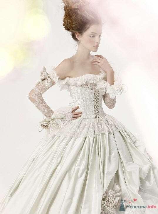 Фото 57111 в коллекции Свадебные платья и не только. - Аджи Бибер