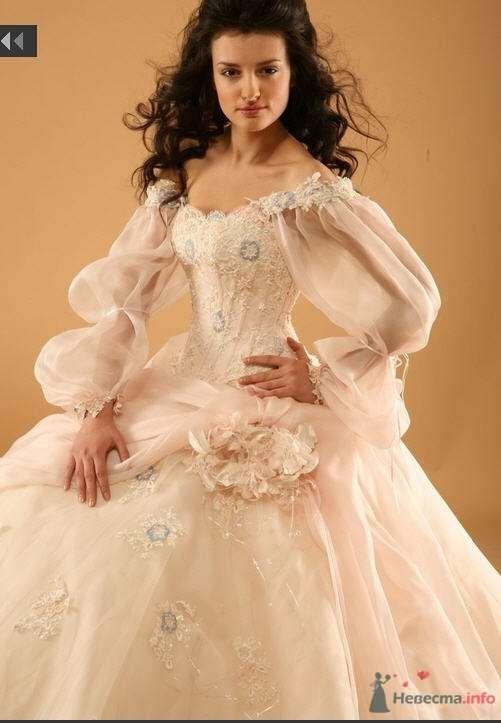 Фото 57112 в коллекции Свадебные платья и не только. - Аджи Бибер