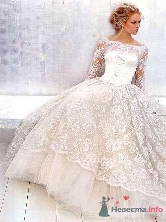Фото 57113 в коллекции Свадебные платья и не только. - Аджи Бибер