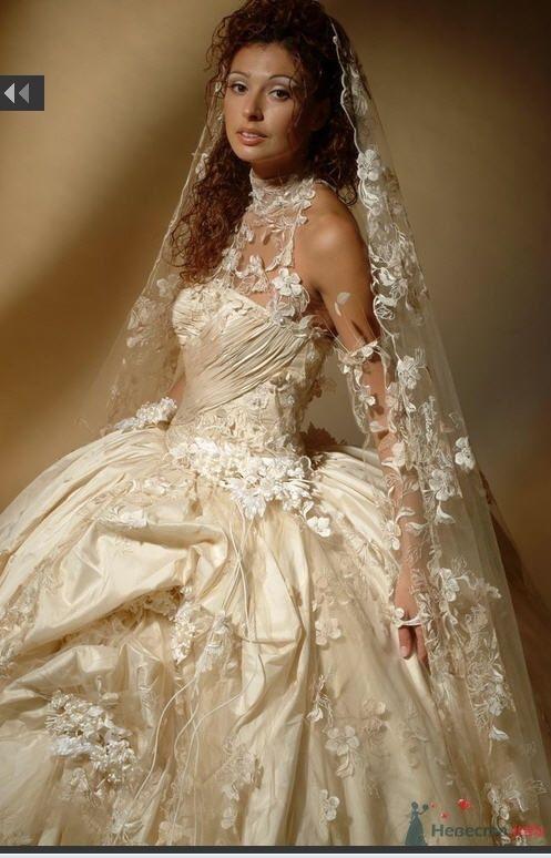 Фото 57117 в коллекции Свадебные платья и не только. - Аджи Бибер