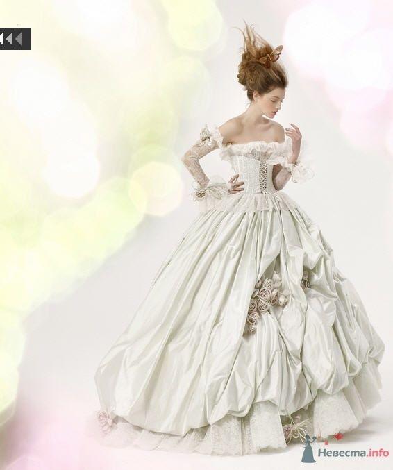 Фото 57118 в коллекции Свадебные платья и не только. - Аджи Бибер