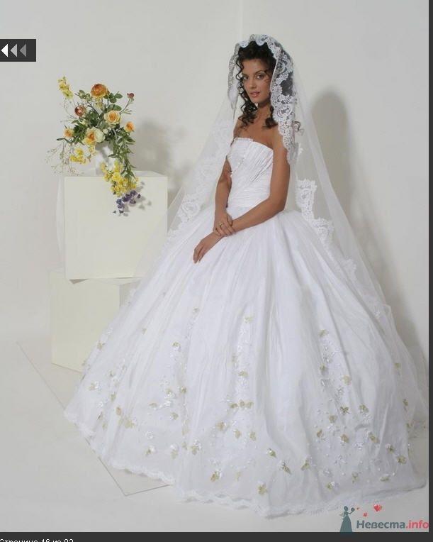 Фото 57121 в коллекции Свадебные платья и не только. - Аджи Бибер