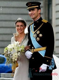 Фото 54770 в коллекции Свадьбы монархов - Incognito