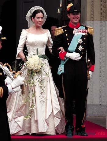 Фото 54788 в коллекции Свадьбы монархов - Incognito