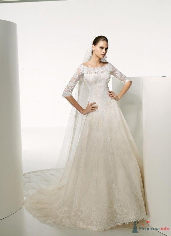 Фото 54946 в коллекции Свадебные платья