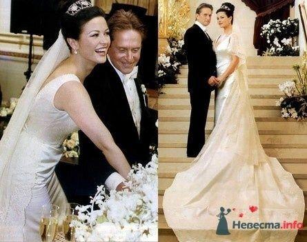 Фото 55967 в коллекции Свадьбы знаменитостей