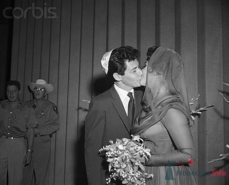 Лиз Тейлор и её муж №4 - подкаблучник Эдди Фишер - фото 56054 Incognito
