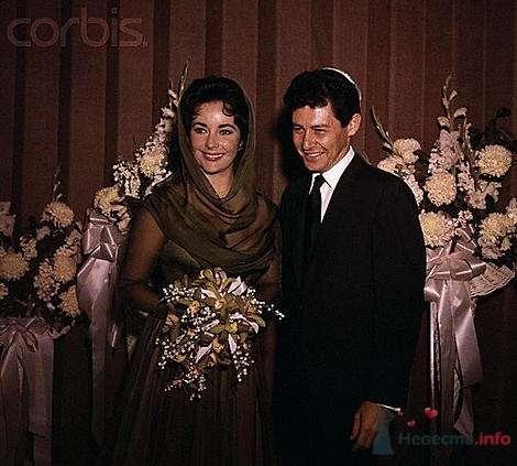 Лиз Тейлор и её муж №4 - подкаблучник Эдди Фишер - фото 56055 Incognito