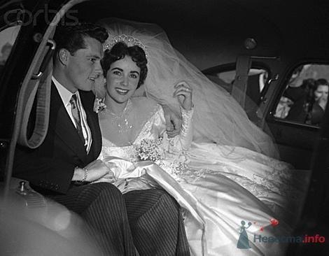 "Лиз Тейлор и её муж №1 - ""золотой мальчик"" Конрад ""Ники"" Хилтон - фото 56077 Incognito"