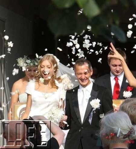 Фото 57714 в коллекции Свадьбы знаменитостей - Incognito