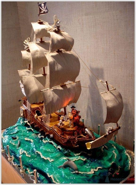 Фото 67183 в коллекции Интересные и необычные торты - Incognito