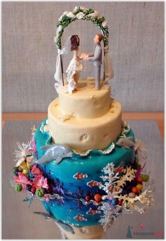 Фото 67202 в коллекции Интересные и необычные торты - Incognito