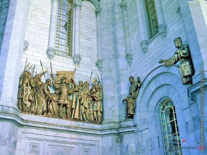 Фото 70861 в коллекции Храм Христа Спасителя - Incognito