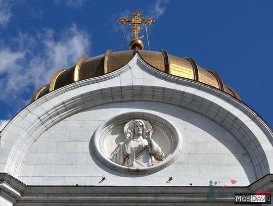 Фото 71184 в коллекции Храм Христа Спасителя - Incognito